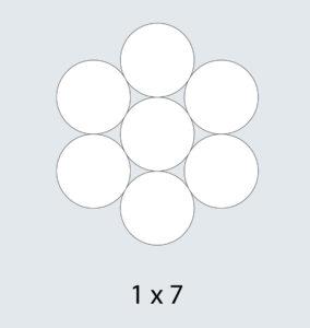1x7 a