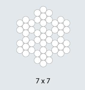 7x7 a